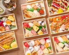 旬魚彩鮨 水仙 Seasonal fish sushi Suisen