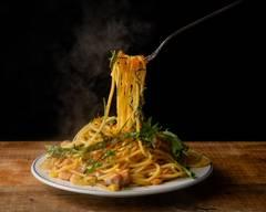 練りたて茹でたて自家製麺 横浜スパゲティ&カフェ Freshly boiled homemade noodles Yokohama Spaghetti & Cafe