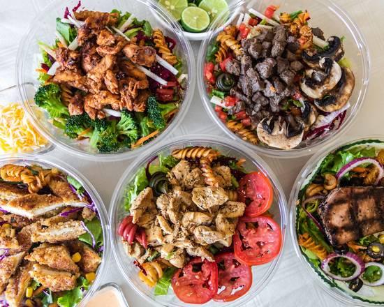 Salads Delivery Veracruz Uber Eats