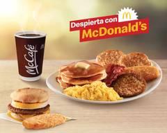 Despierta con McDonald's (Toluca Portales)