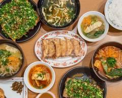 味噌と餃子の青源 パセオ店 miso to gyouza no aogen paseoten