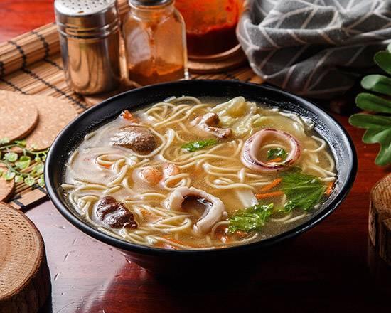 南臺灣鱔魚麵