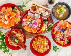 Sashimi of Japan