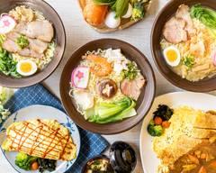 魚之屋拉麵咖哩飯