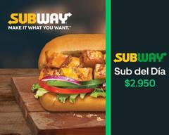 Subway - Metro La Cisterna 2