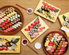 板前寿司 銀座コリドー店 Itamae sushi Ginza corridor street