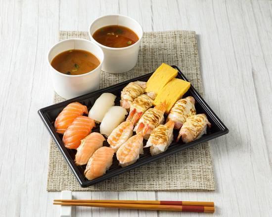 壽司郎人氣套餐 2 人份 Popular Sushi Sharing Combo for Two