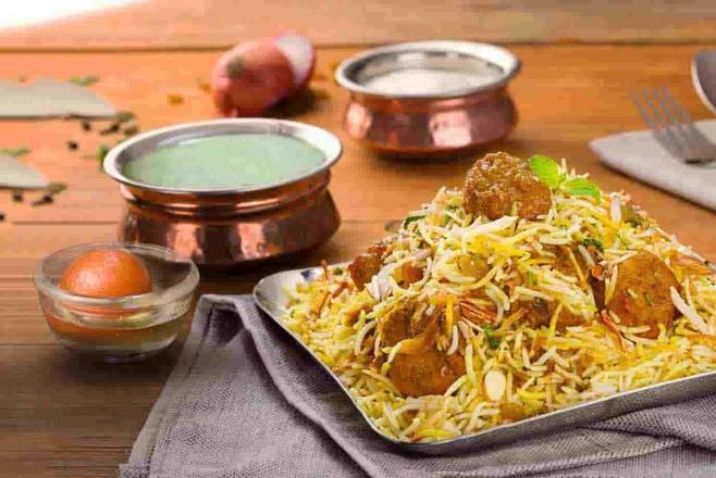 Behrouz Biryani - JB Nagar Delivery     Uber Eats