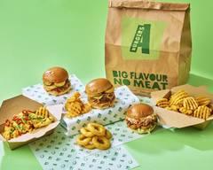 A Burgers  12 - Dirty Vegan Burgers - by Taster