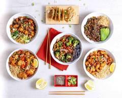 ginger bowls (Healthy Asian Bowls- Ruff Dr.)