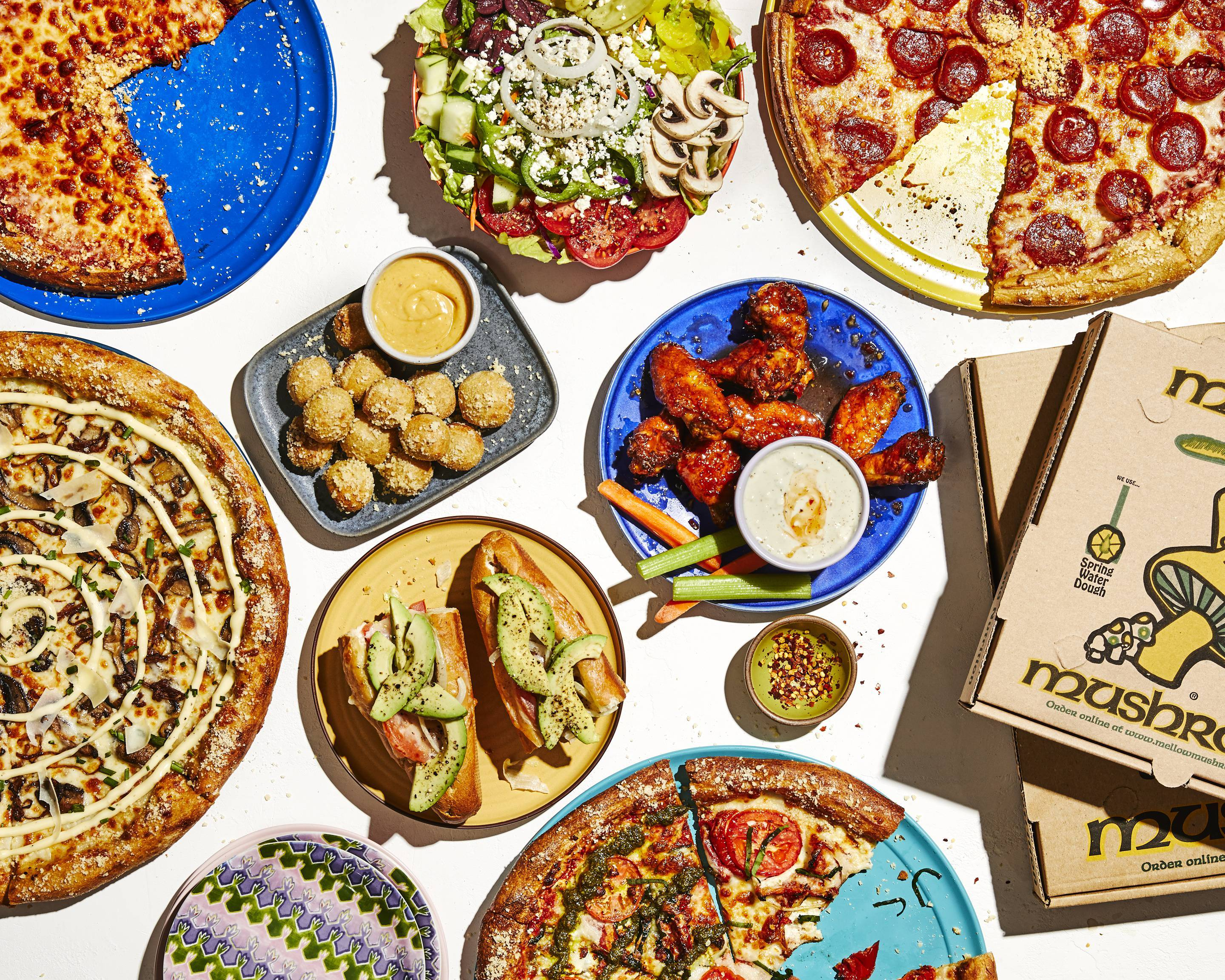 Order Mellow Mushroom Alpharetta Milton Delivery Online Atlanta Menu Prices Uber Eats