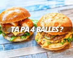 TA PA 4 BALLES Angers