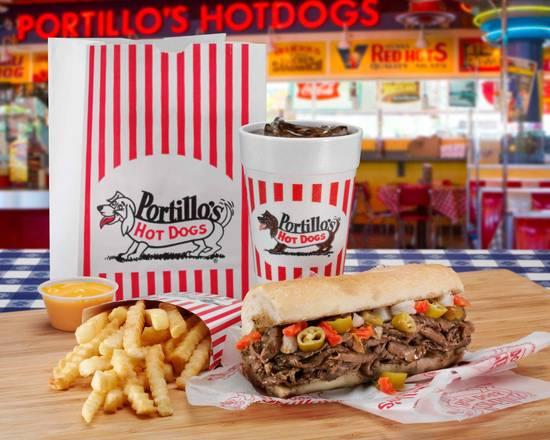 Portillo's Hot Dogs (831 N. Sedgwick St)