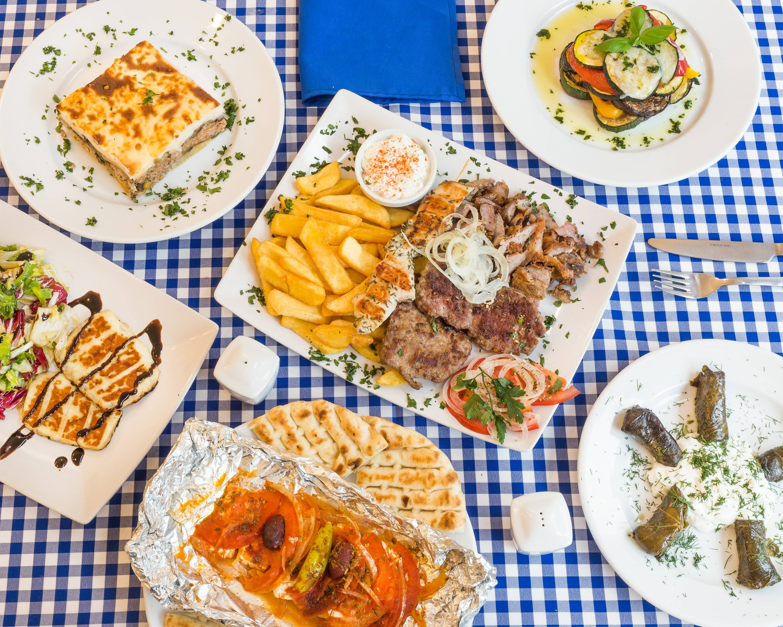 Dostawa Z Restauracji Real Greek Krakow Uber Eats