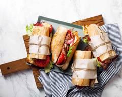 Golden Bear Sandwiches