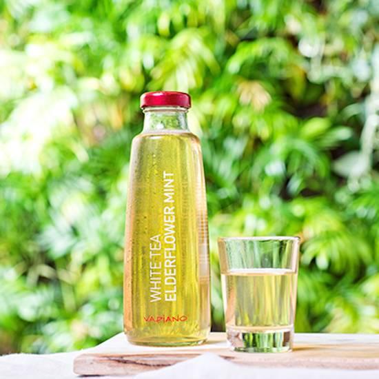 Vapiano ice tea edelflower mint
