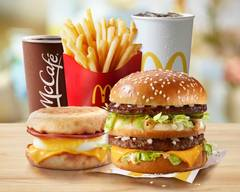 McDonald's (Princess & Clergy)