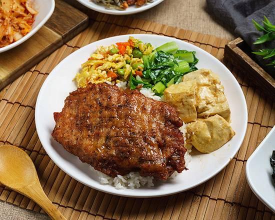 韓味韓式豆腐鍋