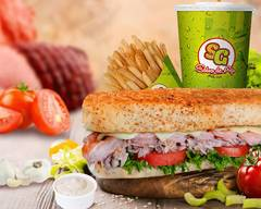 Sandwich Gourmet Salsa de Ajo (Palmeto)