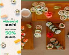 Okinawa Sushi - Alejandro Azolas