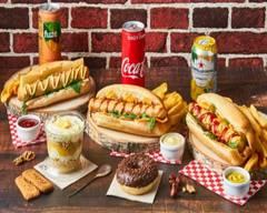 Mont hot dog