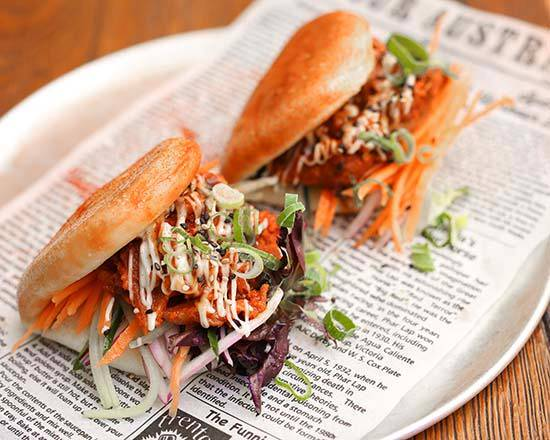 Nomnom Korean Eatery Delivery   Fortitude Valley   Uber Eats