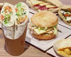 Le Club Sandwich Café - Les Ulis