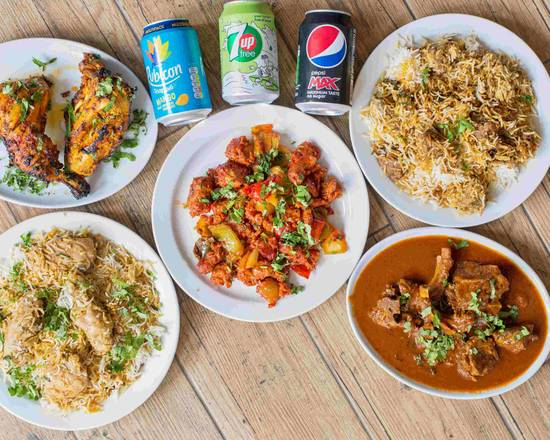 Halal Delivery In Leicester Order Halal Takeaway From The Best Restaurants Uber Eats