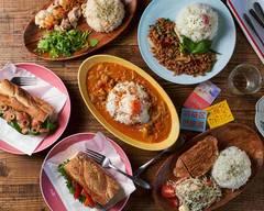 タイ料理とコーヒー BathHaus(バスハウス)