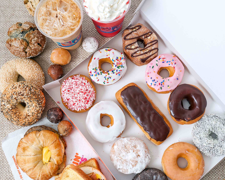 Order Dunkin' Donuts (25242 McIntyre St) Delivery Online ...