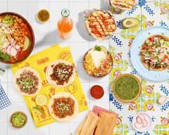 La Pina Cantina Mexican Grill (5715 S Pecos Road)