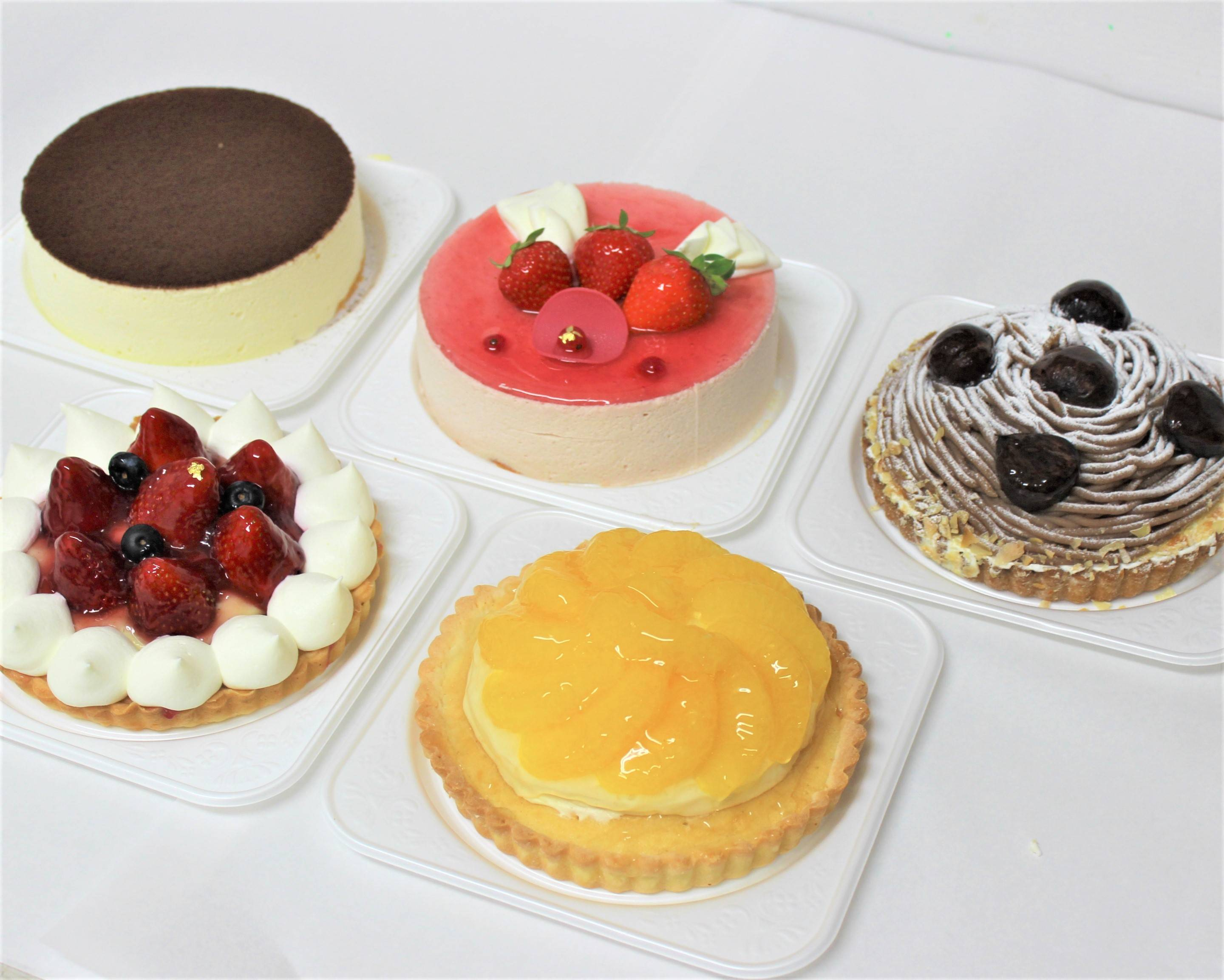 """Order ケーキ工場 「藤堂プランニング」 Sweets factory """"Todo Planning Tokyo"""" Delivery Online 