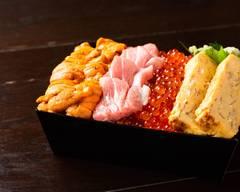 のださんの海鮮丼@新宿 Nodasan no kaisendon