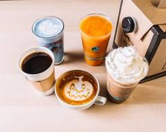 DJ Coffee Shop