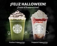Starbucks (Plaza Carranza)