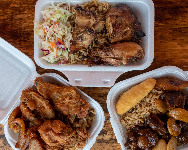 Order Online From Jamrock Jerk Kitchen In Kitchener Waterloo Menu Prices Uber Eats