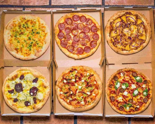 pizza online malmö