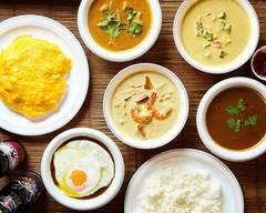 カレーのモコモコ mokomoko curry