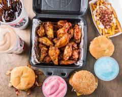 Checkers Drive-In Restaurants (11915 S Pulaski Rd)