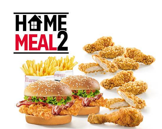 Home Meal para 2