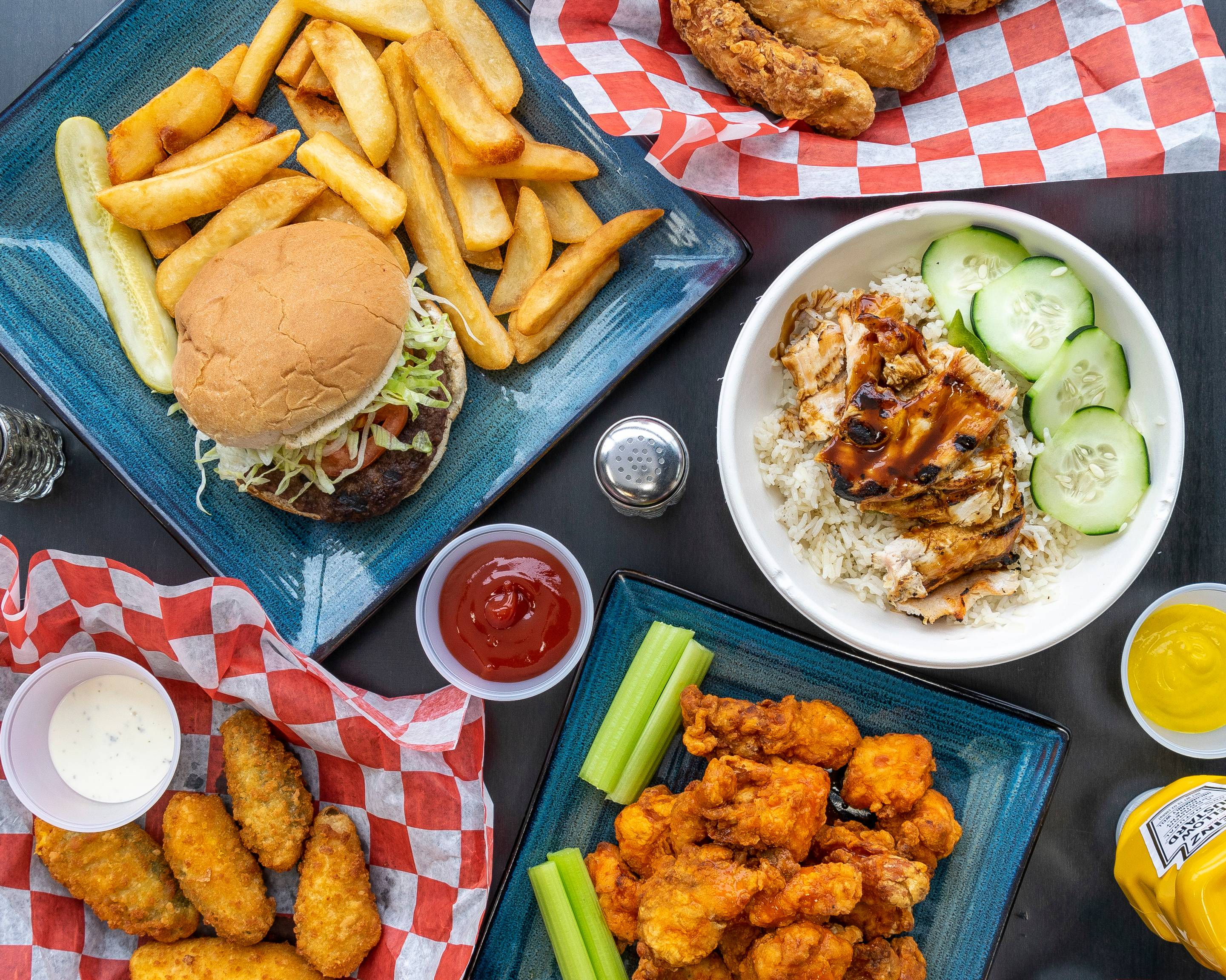 Order Uncle S Kitchen Delivery Online New Jersey Menu Prices Uber Eats