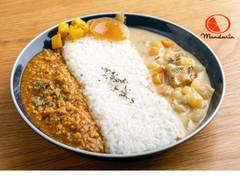 本格咖喱バル&ナンピッツァ マンダリン Mandarin