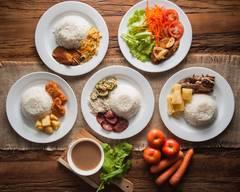 Ds refeições e saladas