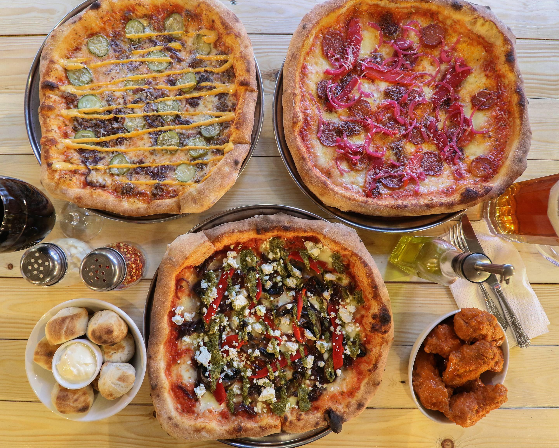 Pickle Ricks Pizza Delivery Hazel Grove Uber Eats