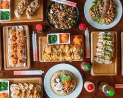 Sushi fast (Rey Nayar)