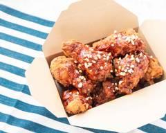 韓国屋台momoチキン 仙台泉中央店 Korean food stall momo chicken Sendai Izumi Chuo store