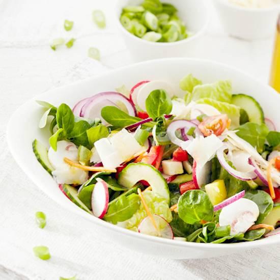 Salade mista della casa