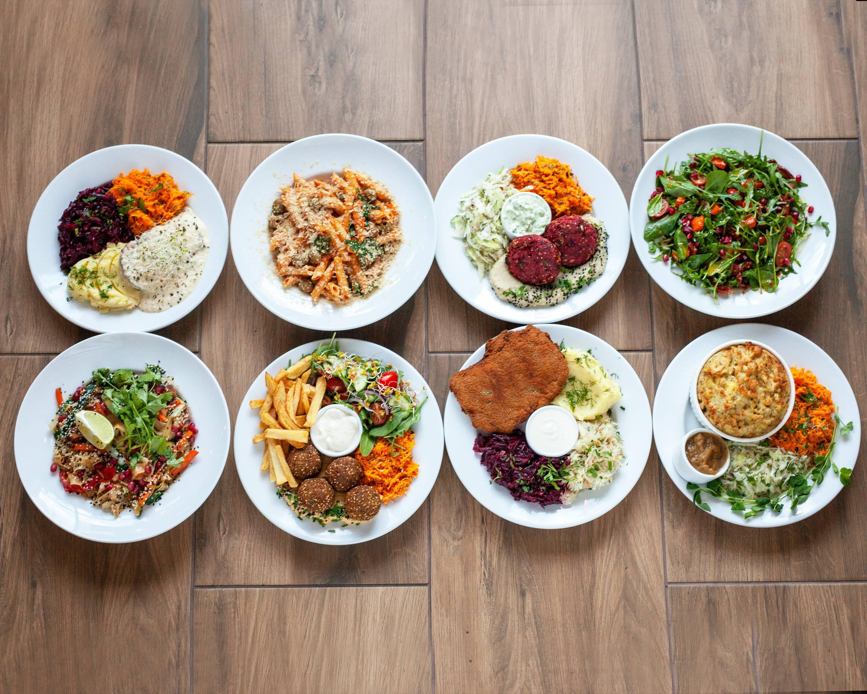 Dostawa Z Restauracji Faloviec Kuchnia Roslinna Trojmiasto Uber Eats