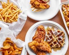 Papa Al's Chicken and Waffles. Rockaway