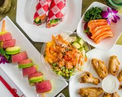 Poke Sushi Burrito Asian Restaurant